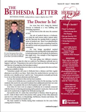 2020 March Bethesda Newsletter